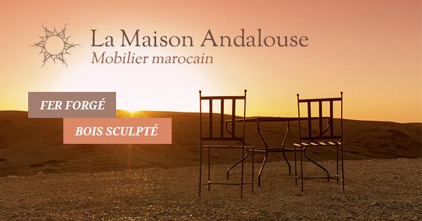 La Maison Andalouse  Vente De Meubles Marocains Meuble En Fer Forg