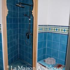 Arche bois salle de bain