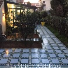 Réalisation d'une terrasse