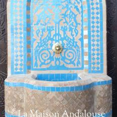 fontaine mural zelligh 70x45