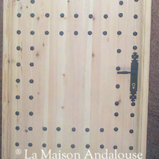 Porte Marocaine  ref 2