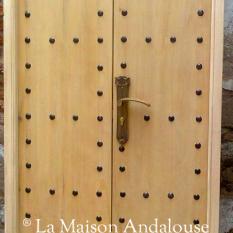 Porte Marocaine  ref 1