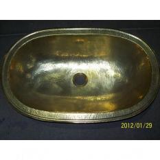 Vasque cuivre 51x32