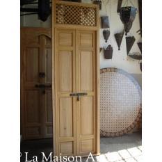 Porte Riad imposte Moucharabieh