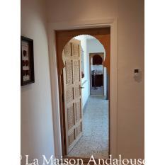 Porte marocaine en situation 4