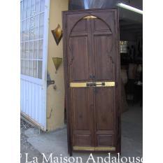 Portes marocaines mauresque, porte d\'entrée mauresque orientale