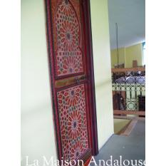 Porte Marocaine en situation