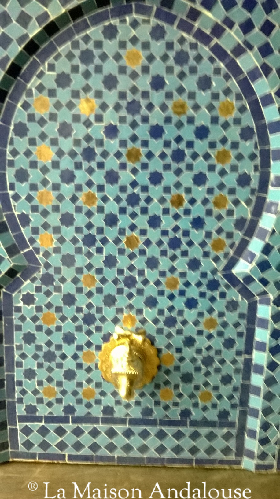 Zellige Marocain Salle De Bain